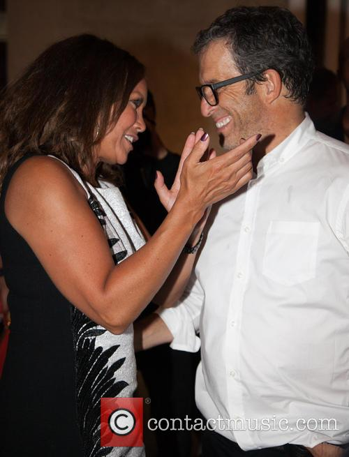 Vanessa Williams and Kenneth Cole 1