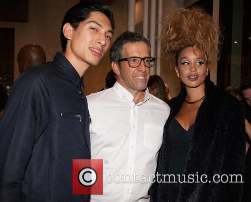 Lion Babe and Kenneth Cole 1