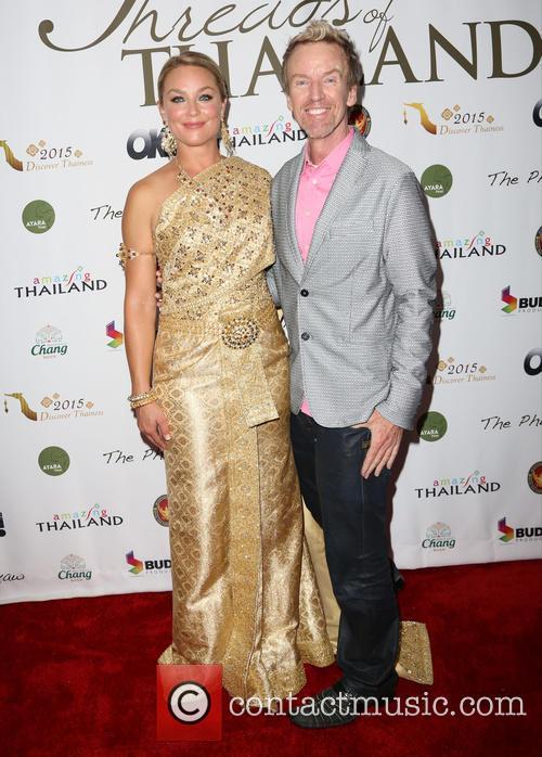 Elisabeth Röhm and Steve Valentine 1