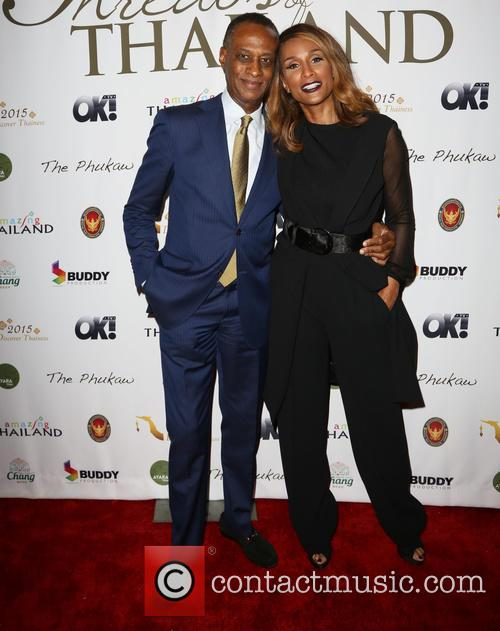 Brian Maillian and Beverly Johnson 2