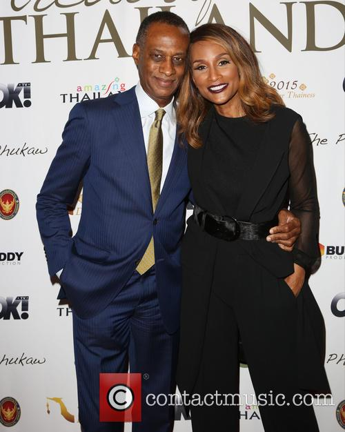Brian Maillian and Beverly Johnson 3