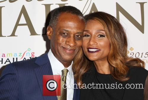 Brian Maillian and Beverly Johnson 4