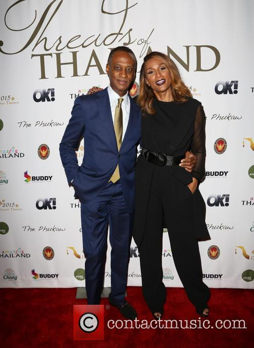Brian Maillian and Beverly Johnson 5