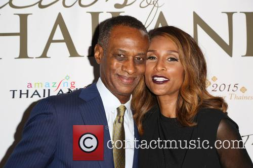 Brian Maillian and Beverly Johnson 1
