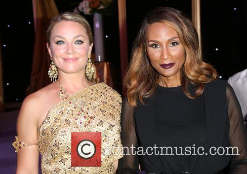 Elisabeth Röhm and Beverly Johnson 1
