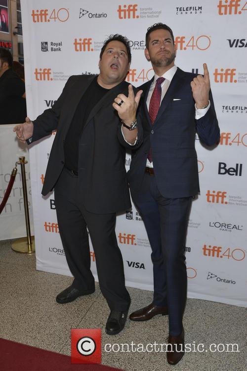Jack Coleman and Greg Grunberg 3