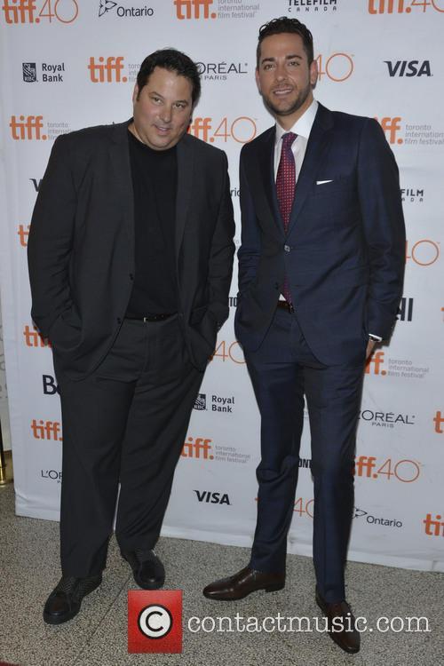 Jack Coleman and Greg Grunberg 1