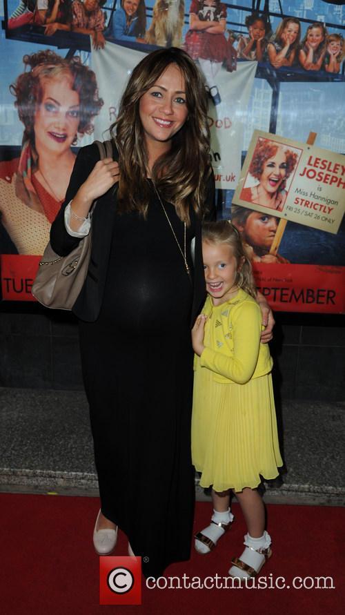 Samia Ghadie and Daughter Freya 2