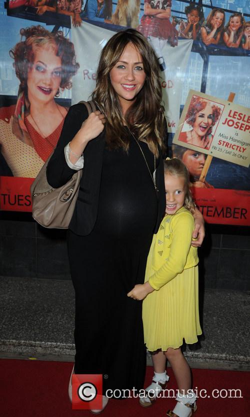 Samia Ghadie and Daughter Freya 4