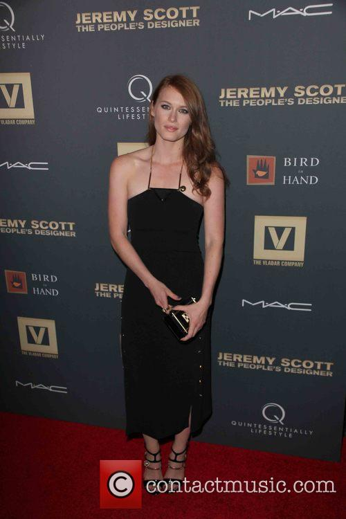 New York premiere of 'Jeremy Scott The People's...