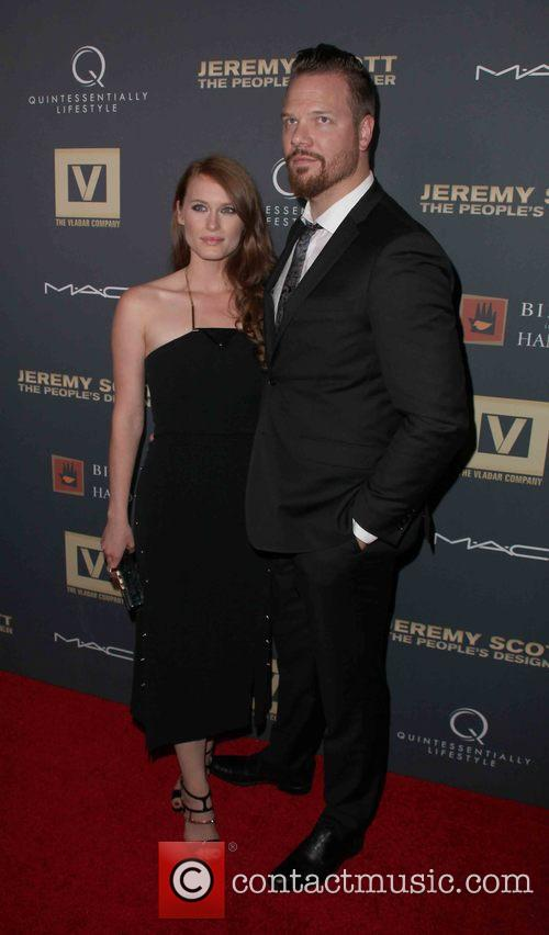 Leven Rambin and Jim Parrack 1