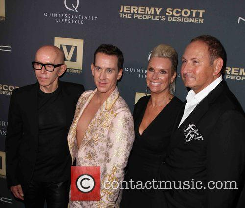 James Gager, Jeremy Scott, Karen Buglisi Weiler and John Demsey 1