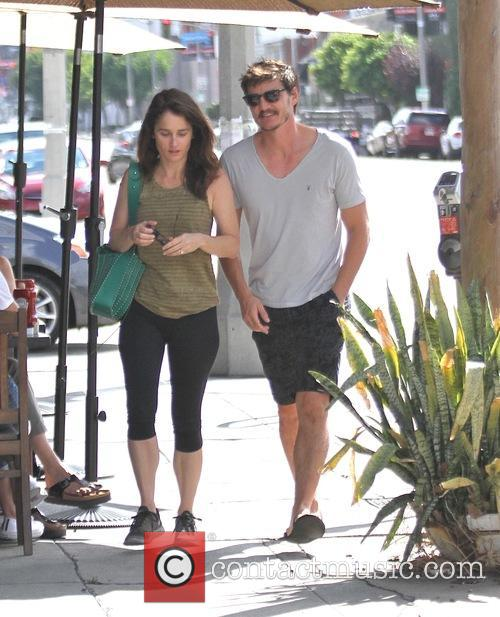 Pedro Pascal and Robin Tunney 3