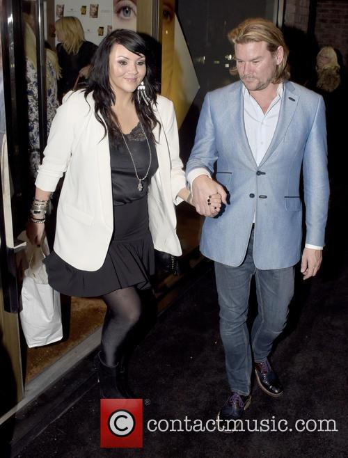 Martine Mccutcheon and Phil Turner 3