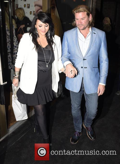 Martine Mccutcheon and Phil Turner 4