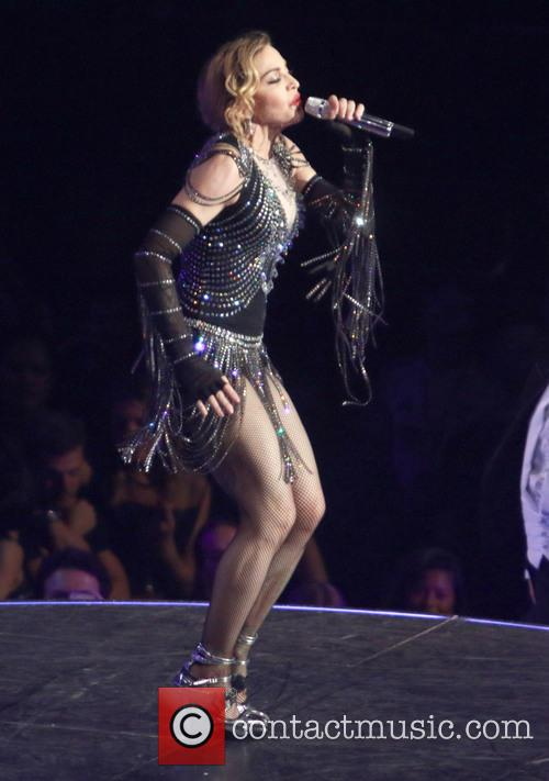 Madonna Accused Of Using 'Fake Police Car' To Beat London Traffic