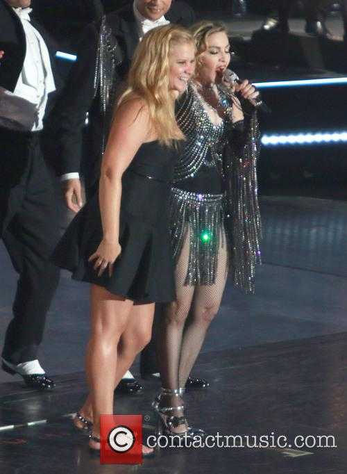 Madonna and Amy Schumer 7
