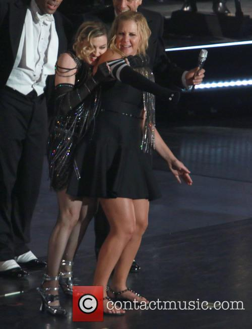 Madonna and Amy Schumer 1