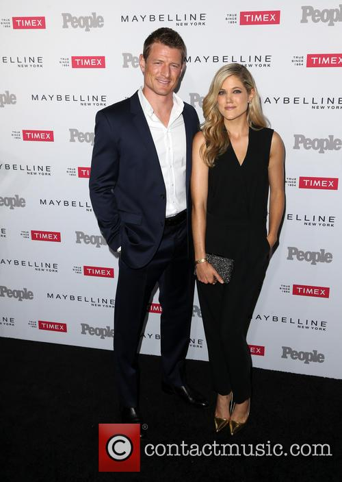 Philip Winchester and Charity Wakefield 2