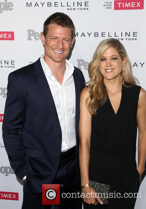 Philip Winchester and Charity Wakefield 4