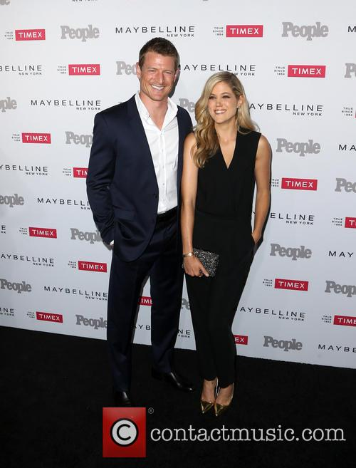 Philip Winchester and Charity Wakefield 5