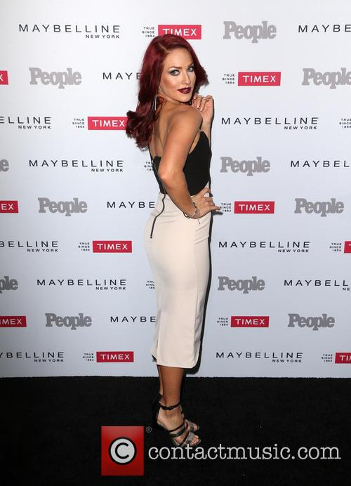 Sharna Burgess 9