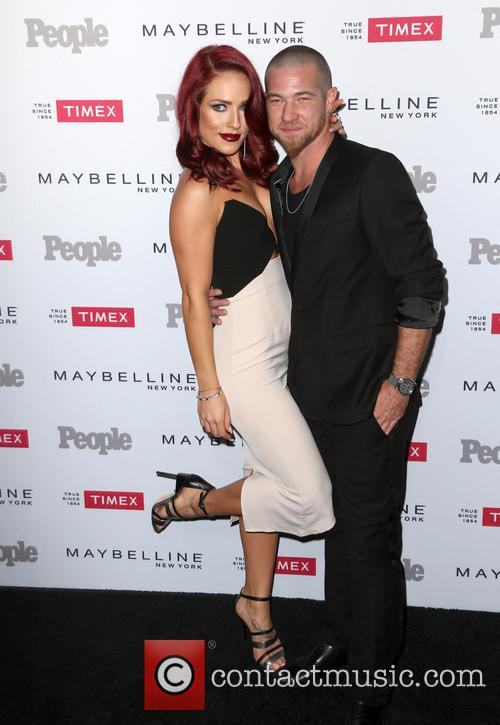 Sharna Burgess and Paul Kirkland 3