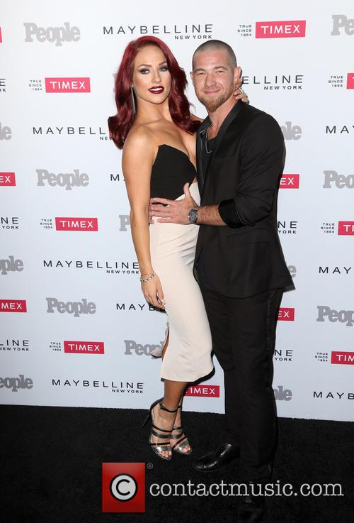 Sharna Burgess and Paul Kirkland 6