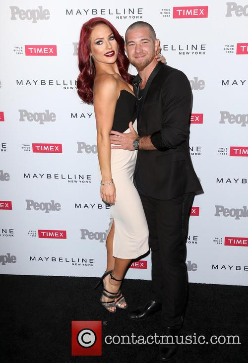 Sharna Burgess and Paul Kirkland 7