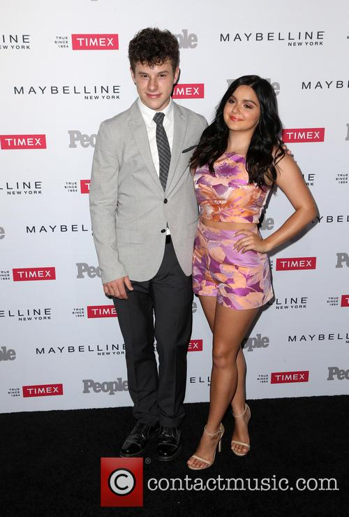 Nolan Gould and Ariel Winter 2