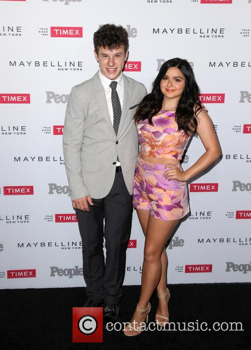 Nolan Gould and Ariel Winter 6