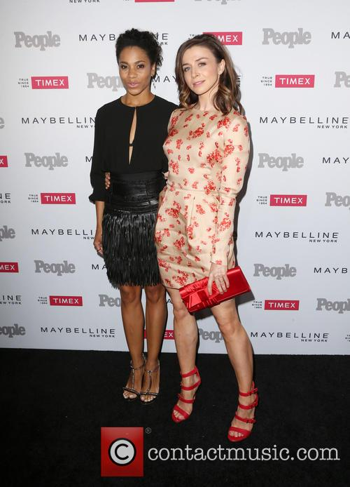 Kelly Mccreary and Caterina Scorsone 5