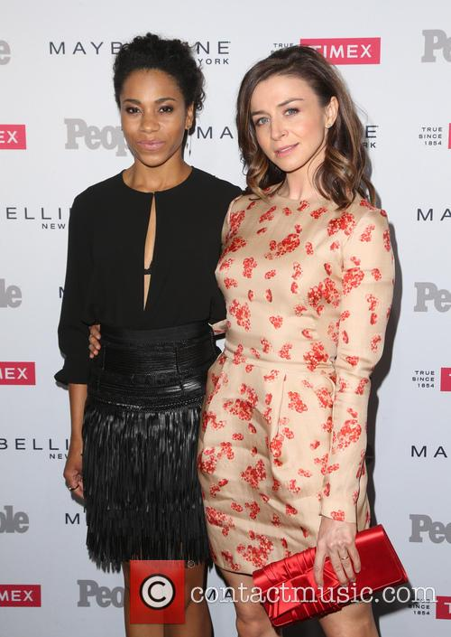 Kelly Mccreary and Caterina Scorsone 1