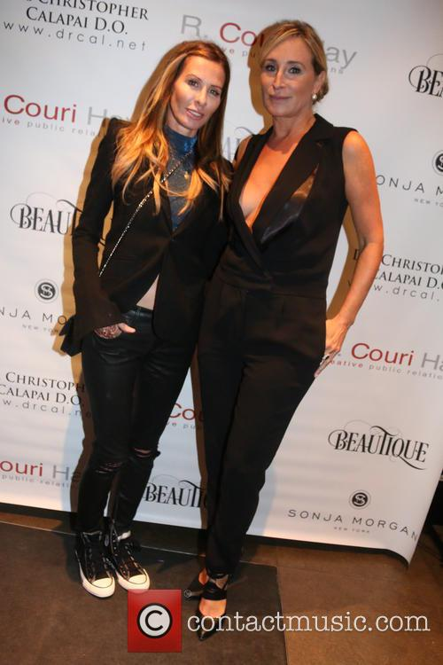 Carole Radziwill and Sonja Morgan 1