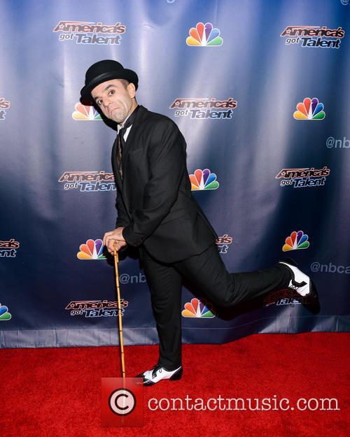 America's Got Talent and Uzeyer Novruzov 2