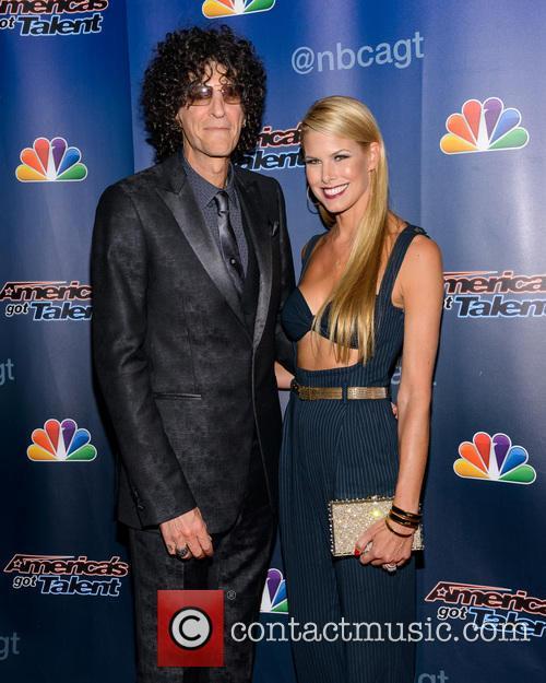 Howard Stern and Beth Stern 1