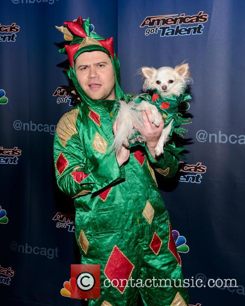 America's Got Talent and Piff The Magic Dragon 2