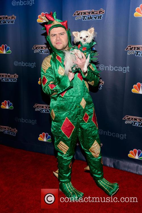 America's Got Talent and Piff The Magic Dragon 1