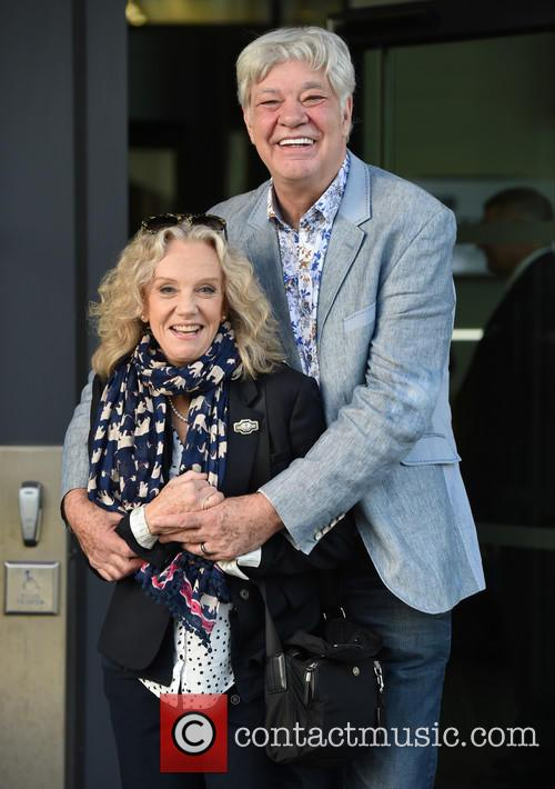 Hayley Mills and Matthew Kelly 3