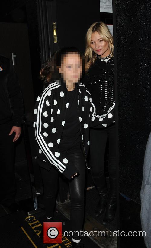 Kate Moss and Lila Grace Moss 3