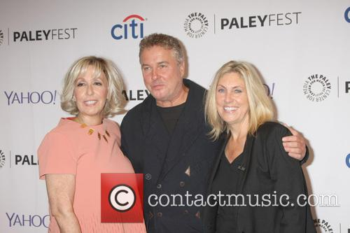 Carol Mendelsohn, William Petersen and Ann Donahue 1