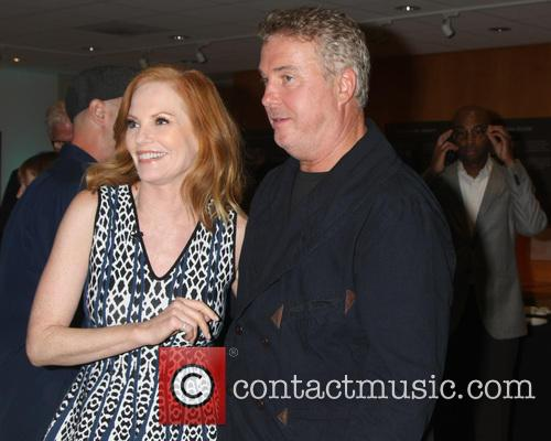 Marg Helgenberger and William Petersen 2