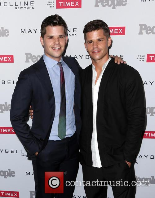 Charlie Carver and Max Carver 3