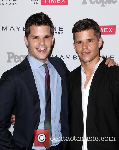 Charlie Carver and Max Carver 5