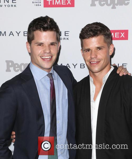Charlie Carver and Max Carver 1