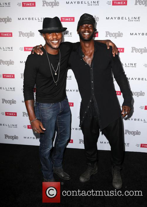 Edwin Hodge and Aldis Hodge 3