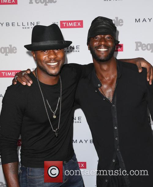 Edwin Hodge and Aldis Hodge 4