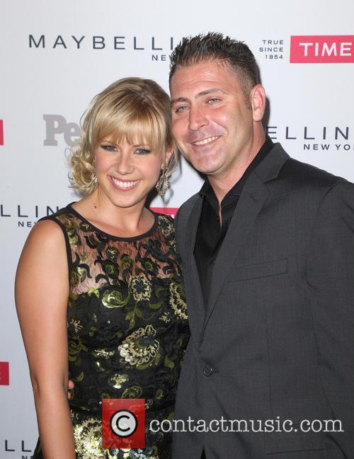 Jodie Sweetin and Justin Hodak 2