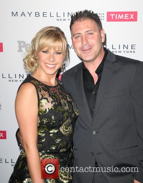 Jodie Sweetin and Justin Hodak 4