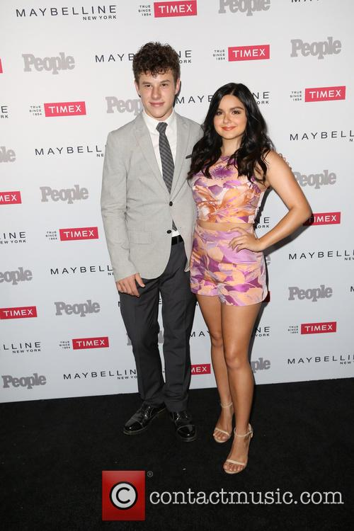 Nolan Gould and Ariel Winter 9